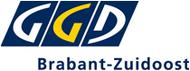 organisatie logo GGD Brabant Zuidoost