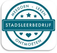 organisatie logo Stadsleerbedrijf